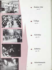 Page 6, 1961 Edition, Olivet Nazarene University - Aurora Yearbook (Bourbonnais, IL) online yearbook collection
