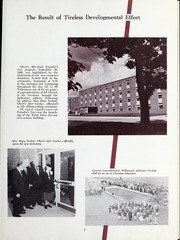 Page 9, 1961 Edition, Olivet Nazarene University - Aurora Yearbook (Bourbonnais, IL) online yearbook collection