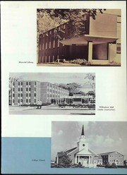 Page 11, 1962 Edition, Olivet Nazarene University - Aurora Yearbook (Bourbonnais, IL) online yearbook collection