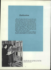 Page 12, 1962 Edition, Olivet Nazarene University - Aurora Yearbook (Bourbonnais, IL) online yearbook collection