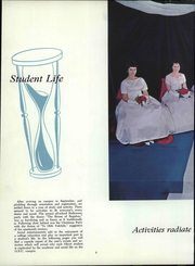 Page 14, 1962 Edition, Olivet Nazarene University - Aurora Yearbook (Bourbonnais, IL) online yearbook collection