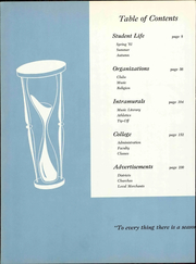 Page 7, 1962 Edition, Olivet Nazarene University - Aurora Yearbook (Bourbonnais, IL) online yearbook collection
