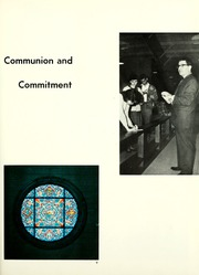 Page 13, 1965 Edition, Olivet Nazarene University - Aurora Yearbook (Bourbonnais, IL) online yearbook collection