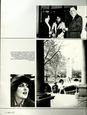 Page 8, 1980 Edition, Olivet Nazarene University - Aurora Yearbook (Bourbonnais, IL) online yearbook collection