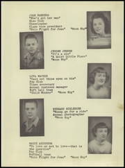 Page 15, 1949 Edition, Edmore High School - Viking Yearbook (Edmore, ND) online yearbook collection