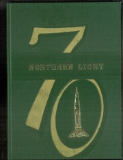 1970 Edition, St John High School - Northern Light Yearbook (St John, ND)