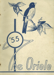 Page 1, 1955 Edition, Gackle High School - Oriole Yearbook (Gackle, ND) online yearbook collection