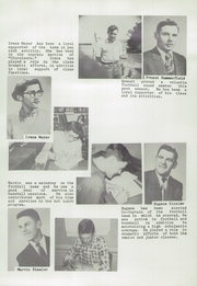 Page 13, 1955 Edition, Gackle High School - Oriole Yearbook (Gackle, ND) online yearbook collection