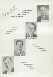 Page 7, 1955 Edition, Gackle High School - Oriole Yearbook (Gackle, ND) online yearbook collection