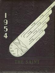 Page 1, 1954 Edition, St Thomas High School - Saint Yearbook (St Thomas, ND) online yearbook collection