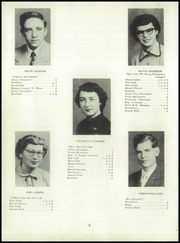 Page 14, 1954 Edition, St Thomas High School - Saint Yearbook (St Thomas, ND) online yearbook collection