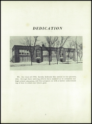 Page 7, 1954 Edition, St Thomas High School - Saint Yearbook (St Thomas, ND) online yearbook collection