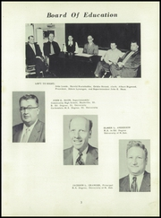 Page 9, 1954 Edition, St Thomas High School - Saint Yearbook (St Thomas, ND) online yearbook collection