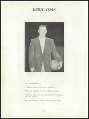Page 10, 1955 Edition, St Thomas High School - Saint Yearbook (St Thomas, ND) online yearbook collection