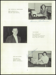 Page 14, 1955 Edition, St Thomas High School - Saint Yearbook (St Thomas, ND) online yearbook collection