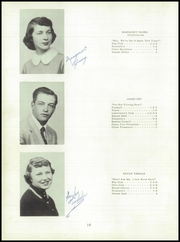 Page 16, 1955 Edition, St Thomas High School - Saint Yearbook (St Thomas, ND) online yearbook collection