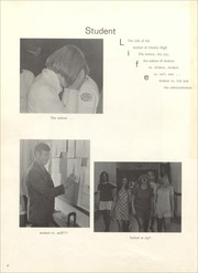Page 8, 1971 Edition, Crosby High School - Maroon Memoirs Yearbook (Crosby, ND) online yearbook collection