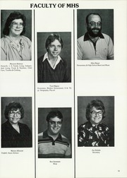 Page 17, 1983 Edition, Munich High School - Yearbook (Munich, ND) online yearbook collection