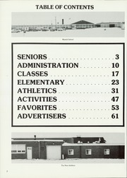 Page 6, 1983 Edition, Munich High School - Yearbook (Munich, ND) online yearbook collection
