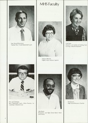 Page 8, 1985 Edition, Munich High School - Yearbook (Munich, ND) online yearbook collection