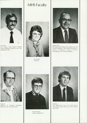 Page 9, 1985 Edition, Munich High School - Yearbook (Munich, ND) online yearbook collection