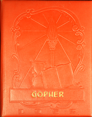 1952 Edition, Grenora High School - Gopher Yearbook (Grenora, ND)
