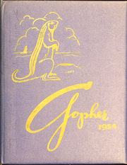 1954 Edition, Grenora High School - Gopher Yearbook (Grenora, ND)