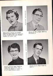 Page 15, 1954 Edition, Grenora High School - Gopher Yearbook (Grenora, ND) online yearbook collection