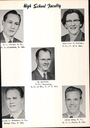 Page 9, 1954 Edition, Grenora High School - Gopher Yearbook (Grenora, ND) online yearbook collection