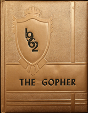 1962 Edition, Grenora High School - Gopher Yearbook (Grenora, ND)