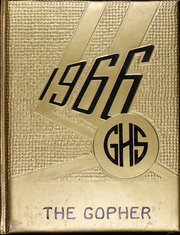 1966 Edition, Grenora High School - Gopher Yearbook (Grenora, ND)