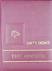 1968 Edition, Grenora High School - Gopher Yearbook (Grenora, ND)