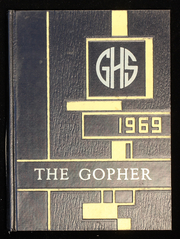 1969 Edition, Grenora High School - Gopher Yearbook (Grenora, ND)