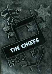 1958 Edition, Bisbee Egeland High School - Chiefs Yearbook (Bisbee, ND)