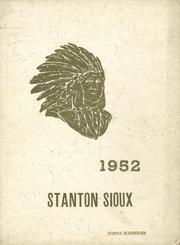 1952 Edition, Stanton High School - Sioux Yearbook (Stanton, ND)