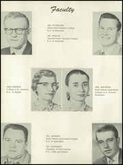 Page 10, 1956 Edition, Rolla High School - Bulldog Yearbook (Rolla, ND) online yearbook collection