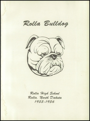 Page 5, 1956 Edition, Rolla High School - Bulldog Yearbook (Rolla, ND) online yearbook collection