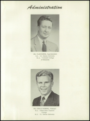 Page 9, 1956 Edition, Rolla High School - Bulldog Yearbook (Rolla, ND) online yearbook collection