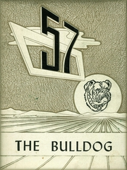 1957 Edition, Rolla High School - Bulldog Yearbook (Rolla, ND)