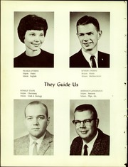 Page 12, 1966 Edition, Upham High School - Oriole Yearbook (Upham, ND) online yearbook collection
