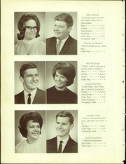 Page 14, 1966 Edition, Upham High School - Oriole Yearbook (Upham, ND) online yearbook collection