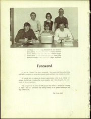 Page 6, 1966 Edition, Upham High School - Oriole Yearbook (Upham, ND) online yearbook collection