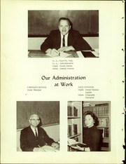 Page 8, 1966 Edition, Upham High School - Oriole Yearbook (Upham, ND) online yearbook collection