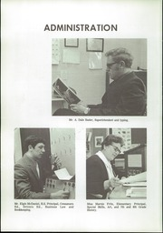 Page 10, 1971 Edition, Goodrich High School - Pantherine Yearbook (Goodrich, ND) online yearbook collection
