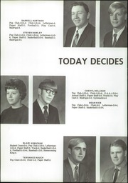 Page 16, 1971 Edition, Goodrich High School - Pantherine Yearbook (Goodrich, ND) online yearbook collection