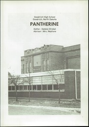 Page 7, 1971 Edition, Goodrich High School - Pantherine Yearbook (Goodrich, ND) online yearbook collection