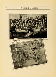 Page 14, 1921 Edition, Drexel University College of Medicine - Hahnemann Medic Yearbook (Philadelphia, PA) online yearbook collection