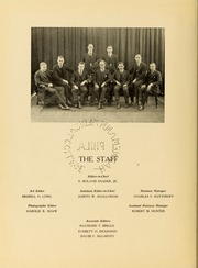 Page 8, 1921 Edition, Drexel University College of Medicine - Hahnemann Medic Yearbook (Philadelphia, PA) online yearbook collection