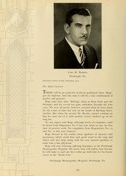 Page 164, 1933 Edition, Drexel University College of Medicine - Hahnemann Medic Yearbook (Philadelphia, PA) online yearbook collection