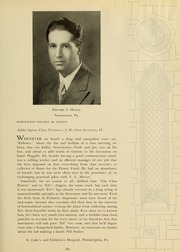 Page 165, 1933 Edition, Drexel University College of Medicine - Hahnemann Medic Yearbook (Philadelphia, PA) online yearbook collection